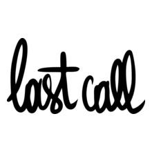 OK-GO-LAST-CALL T-Shirt