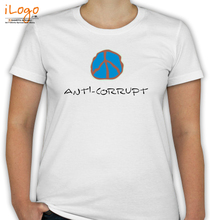 The AntiCorruption Tshirt ANCO T-Shirts