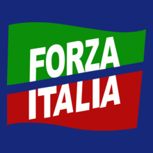 Brazil football World Cup forza-italia-t-shirt T-Shirt