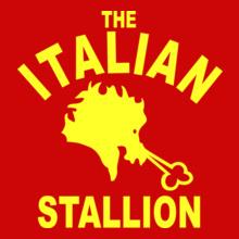 Brazil football World Cup Italian-Stallion-italia-rocky-italy-boxing T-Shirt