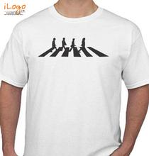 The Beatles Beatles-Men-Balck T-Shirt