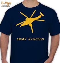 ARMY-AVIATION- T-Shirt