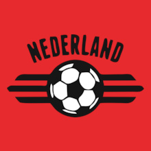 Brazil football World Cup nederland-badge-c-T-Shirts T-Shirt