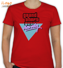 gta-vice-city - T-Shirt [F]