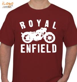 ROYAL-ENFIELD- - T-Shirt