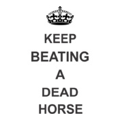 keep-beating-the-horse