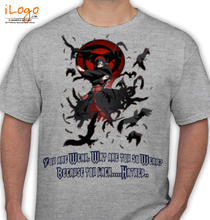 Naruto Fans Itachi-Hatred T-Shirt