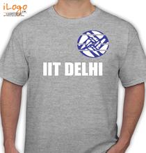 IIT Delhi iitd-logo- T-Shirt