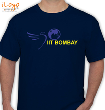 IIT Bombay logoLLOGO T-Shirt