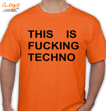 Fedde le Grand THIS-IS-FUCKING-TECHNO T-Shirt