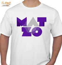 Mat Zo MAT-ZO-LOGO T-Shirt