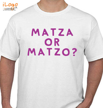 Mat Zo MATZA-OR-MATZO T-Shirt