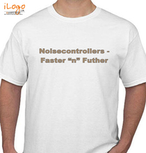 Noise Controllers NOISE-CONTROLLERS-FASTER-N-FUTURE T-Shirt