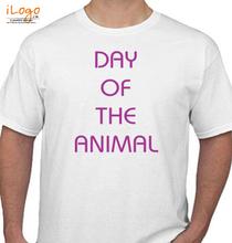 Martin Garrin DAY-OF-THE-ANIMAL T-Shirt
