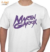 Martin Garrin MARTIN-GARRIX-LOGO T-Shirt