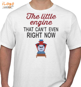 little engine that literaly - T-Shirt