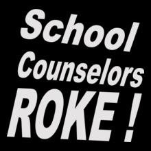 School-of-Rock.School-Counselors-Rock. T-Shirt