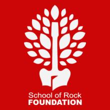 School-of-Rock.School-of-Rock-Foundation.. T-Shirt