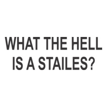 Teen-Wolf-WHAT-THE-HELL-IS-A-STAILES T-Shirt
