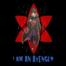 Naruto Fans Sasuke-Avenger T-Shirt
