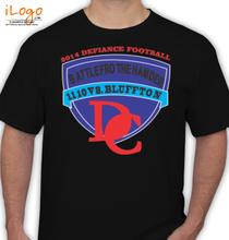 DC DC-.-Bluffton T-Shirt