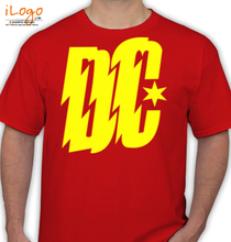 DC DC-Electronica T-Shirt