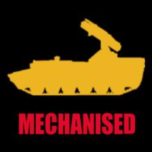 JBruno MECHANISED T-Shirt