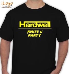 HARDWELL- - T-Shirt