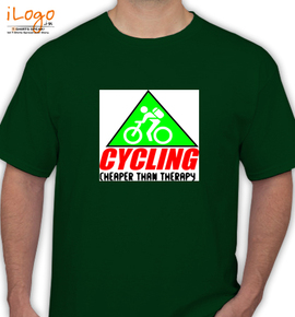 Cycling - T-Shirt