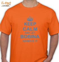 Bobina bobina- T-Shirt