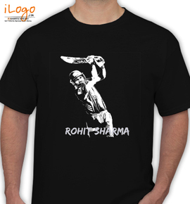rohit-sharma - T-Shirt