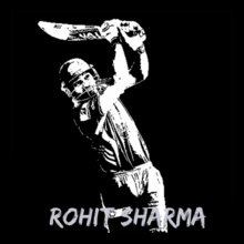 rohit-sharma T-Shirt