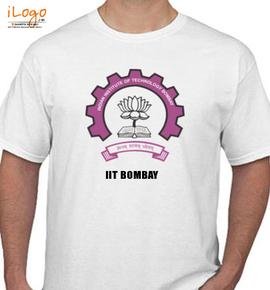 Backup of iit logo  - T-Shirt