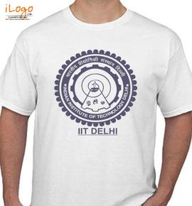 IIT DELHI - T-Shirt