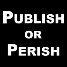 Funny publish-or-perish T-Shirt