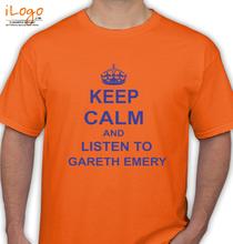 Gareth Emery T-Shirts