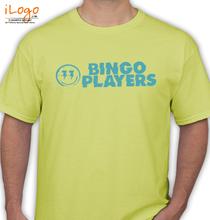 Bingo Players bingo-players T-Shirt