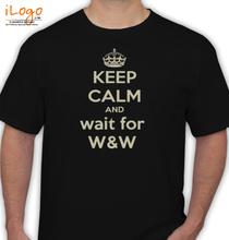 W & W W-%-W T-Shirt