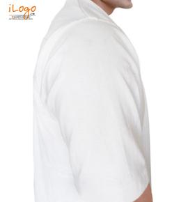Bhagat-Tshirt Right Sleeve