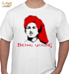 Bhagat-shirt- - T-Shirt