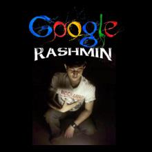 Google-rashmin T-Shirt