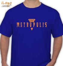 Metropolis metropolis- T-Shirt