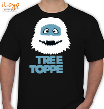 Laughing out Loud tree-topper T-Shirt