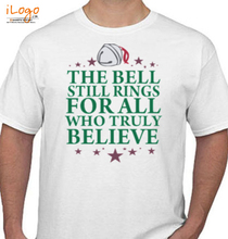 Laughing out Loud the-bell-still-rings T-Shirt