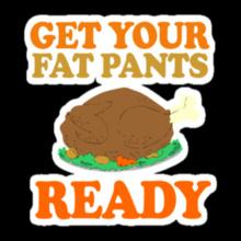 Laughing out Loud fat-pant-b T-Shirt
