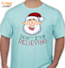 Laughing out Loud don%t-stop-believing T-Shirt