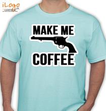 Laughing out Loud make-me-coffee-%vintage% T-Shirt
