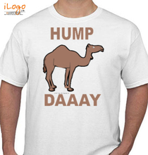 Laughing out Loud hump-day-neck T-Shirt