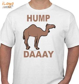 hump-day-neck - T-Shirt