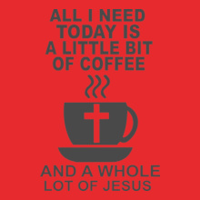 Laughing out Loud littlebitofwholelotofjesus T-Shirt